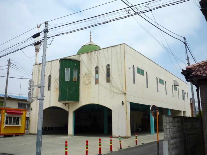 伊勢崎モスク
