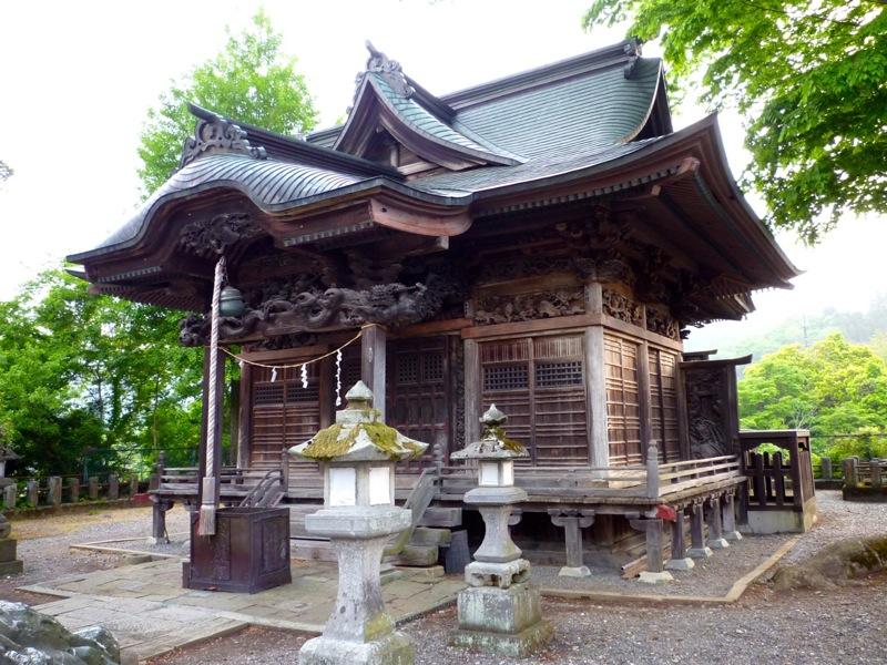 諏訪神社 - 下仁田