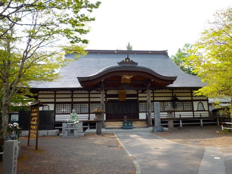 神宮寺 - 軽井沢