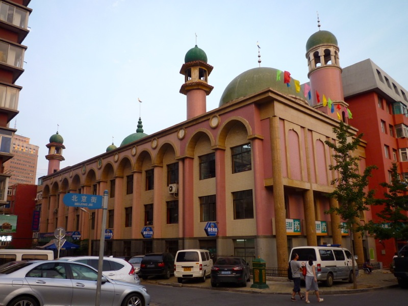 清真寺 - 大連