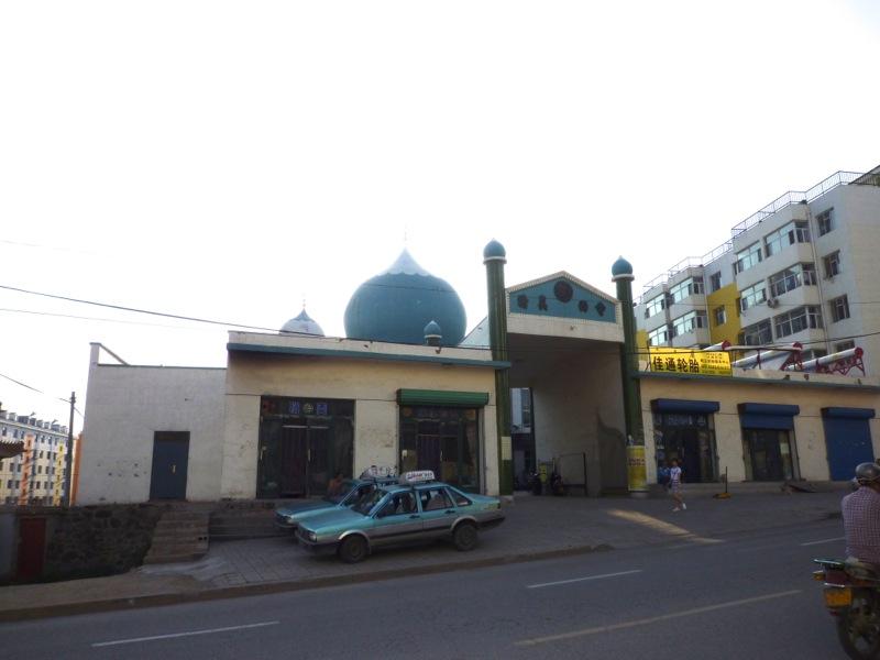 清真西寺 - 包頭