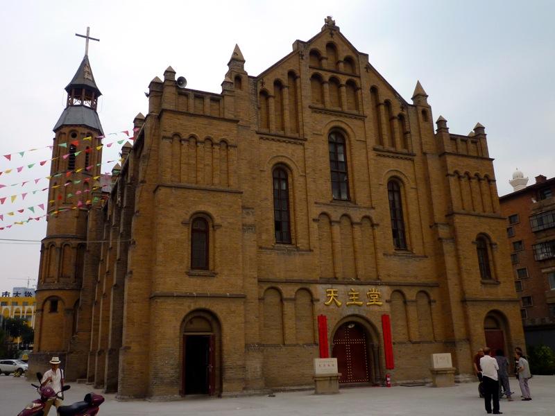 天主教堂 - 呼和浩特
