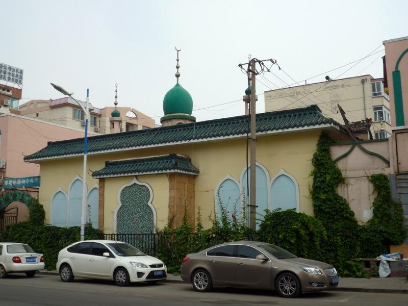 新城清真寺 - 呼和浩特