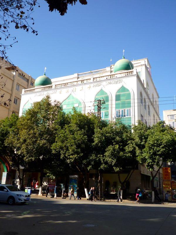 崇徳清真寺