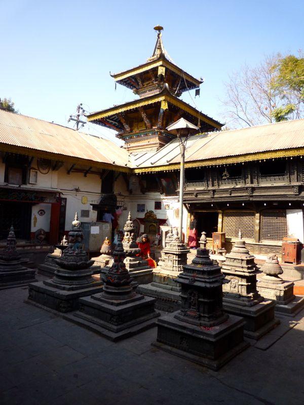 Bijeshwori Temple - カトマンドゥ