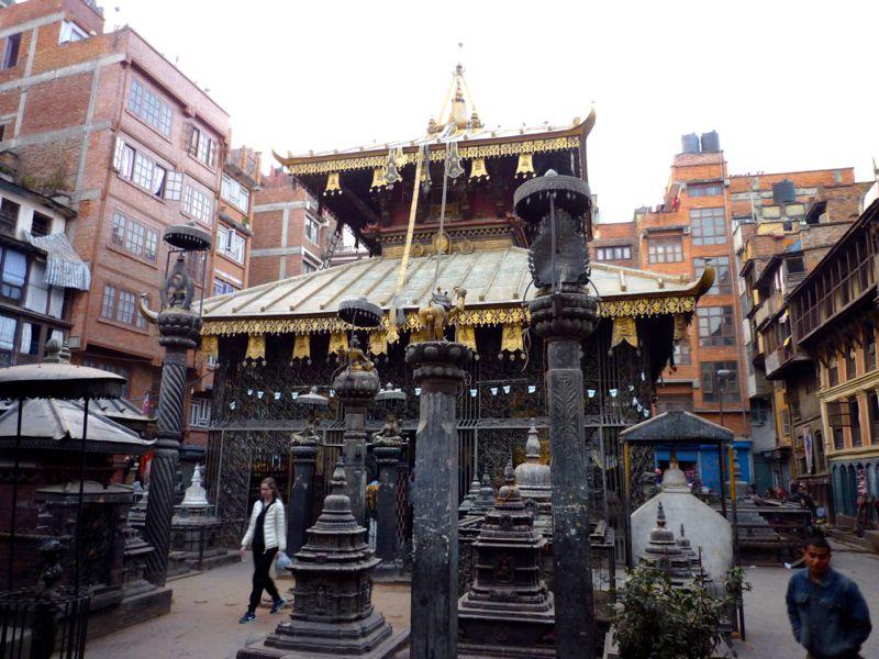 Seto Machhendranath Temple - カトマンドゥ