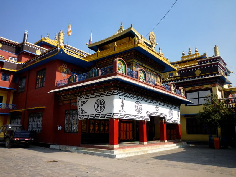 Sakya Tharig Gompa - ボダナート