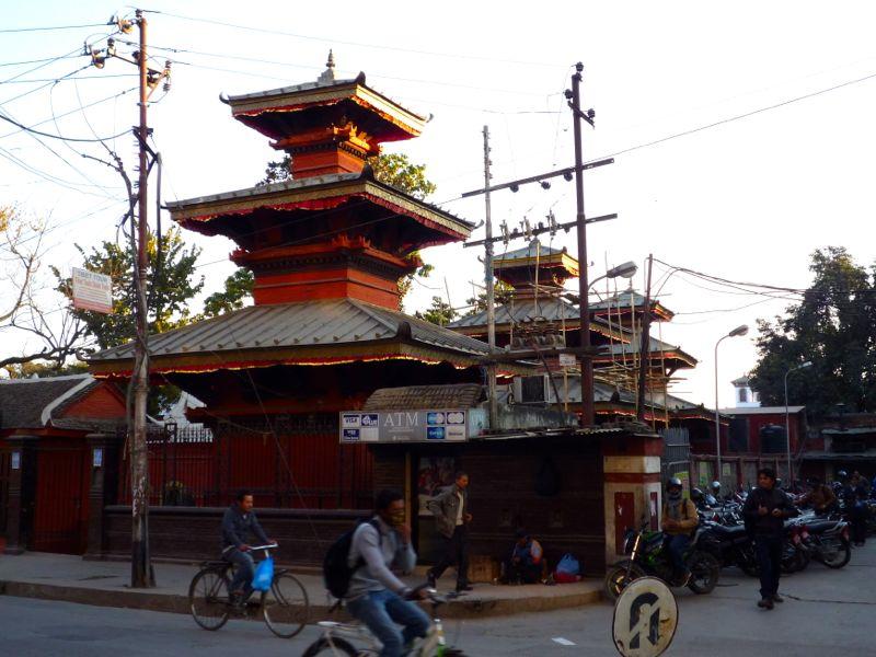 Tri-Devi Temple - カトマンドゥ