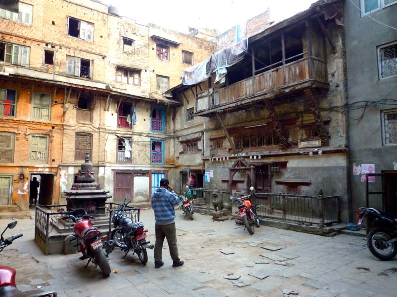 Dhokabahal - カトマンドゥ