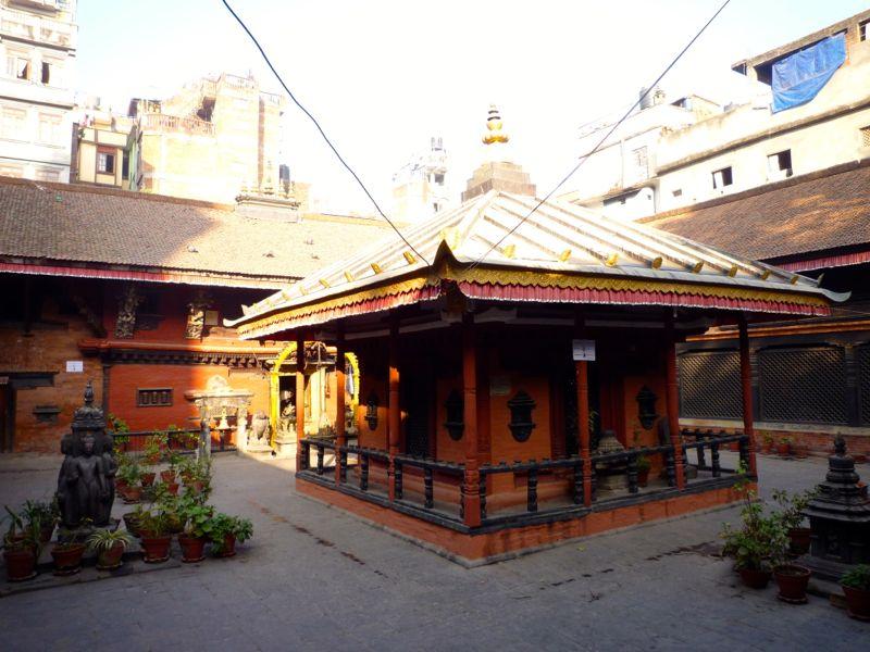 Kichandra Bahal - カトマンドゥ