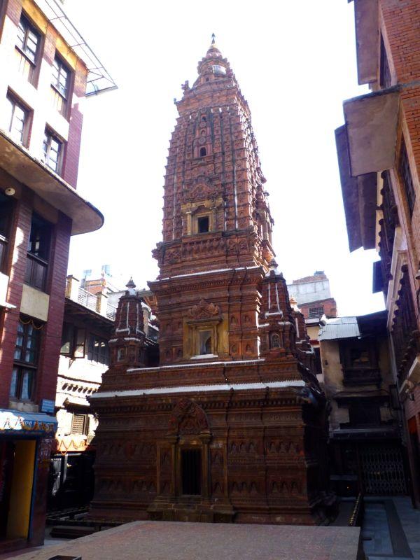 Mahabuddha Temple - パタン
