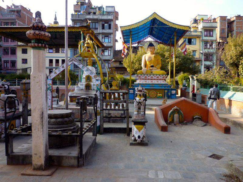 Bhaskar Varna Mahavihar - パタン