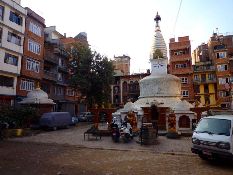 Dattanam Mahavihar - パタン