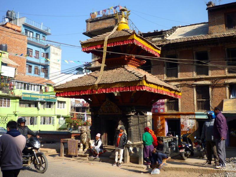 Ganesh Temple - Mangal Bazar