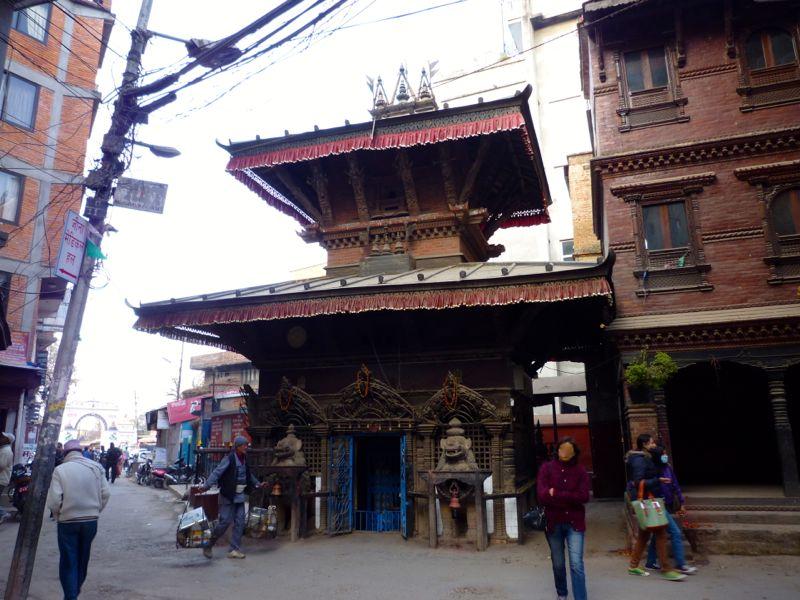 Ganesh Temple - パタン西部