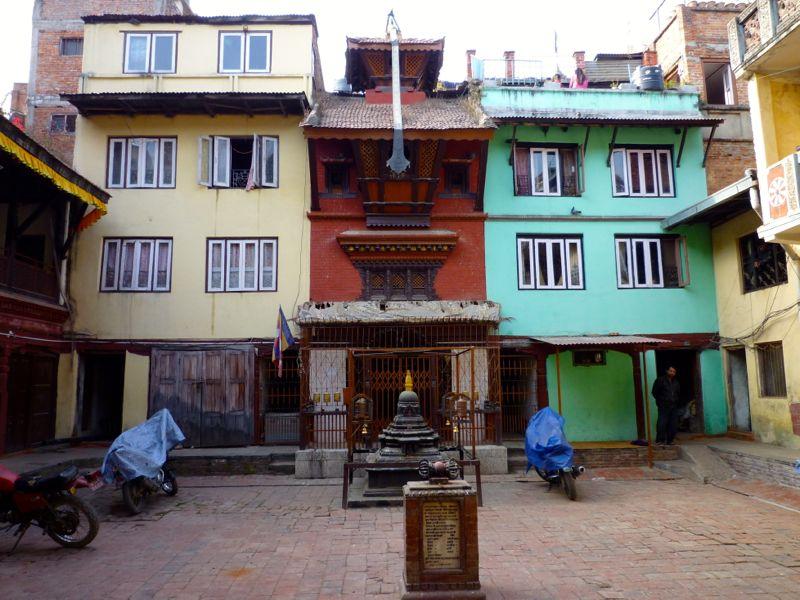 Mani Mandapa Maha Vihar - パタン