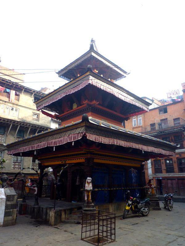Adko Narayan Temple - カトマンドゥ