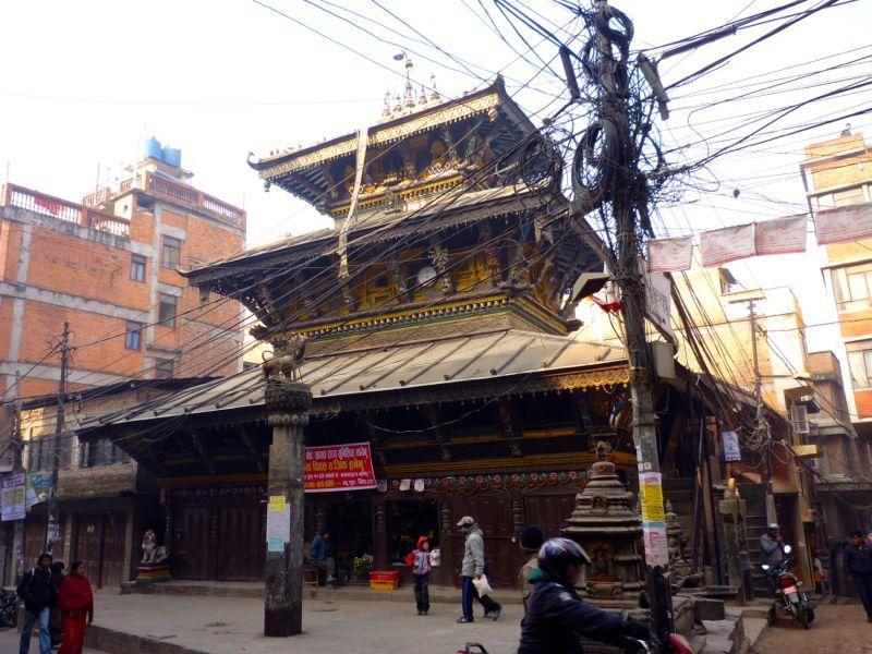 Bhimsen Temple - カトマンドゥ