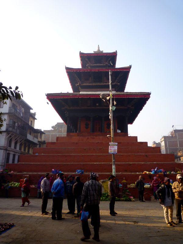 Jaisi Deval Temple - カトマンドゥ