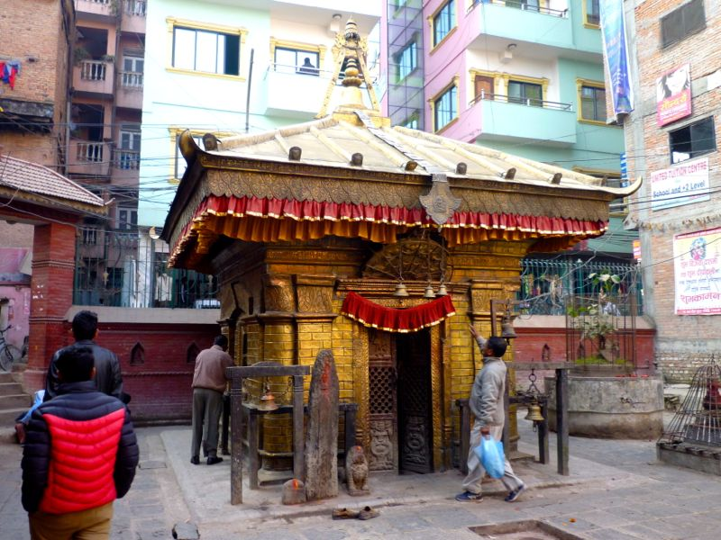 Raktakali Temple - カトマンドゥ