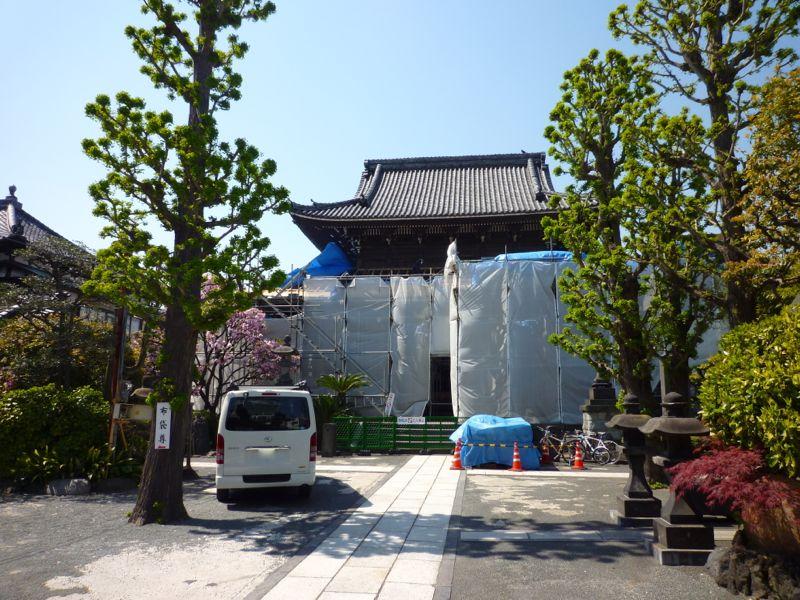 弘福寺 - 墨田区