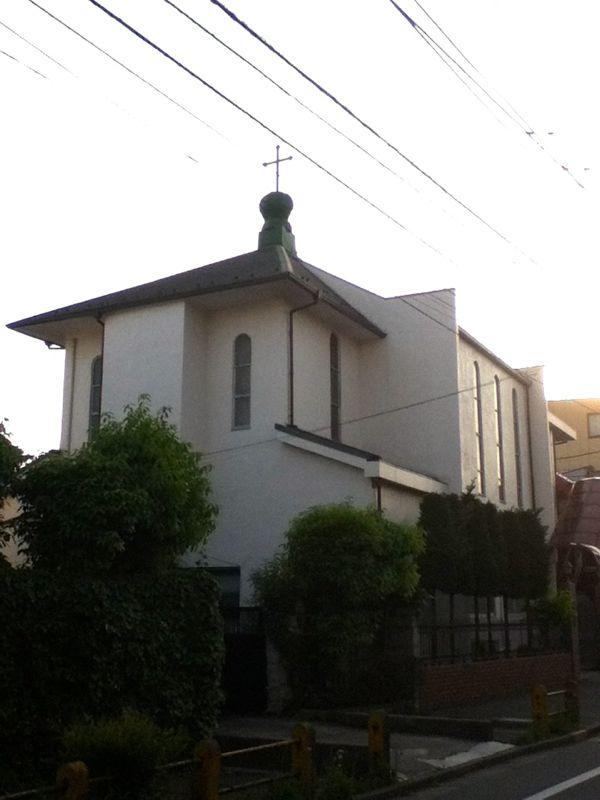 山手ハリストス正教会・主の降誕聖堂