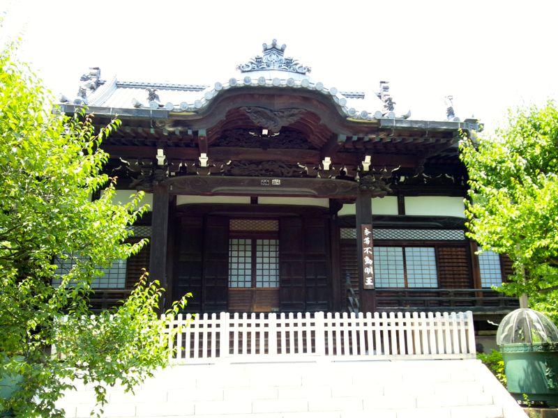 阿谷山正覚寺世尊院