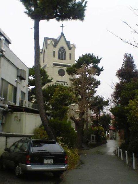 ハリス記念鎌倉メソジスト教会会堂