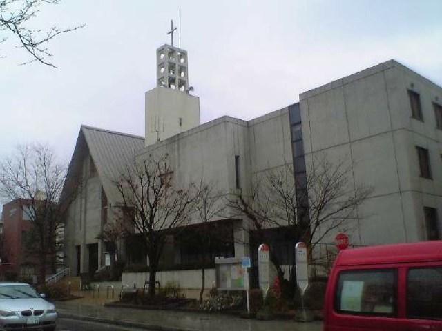 鎌倉雪ノ下教会