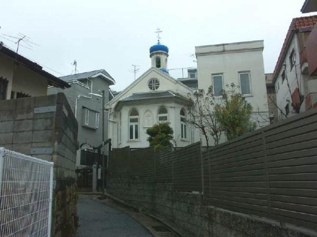 神戸ハリストス教会