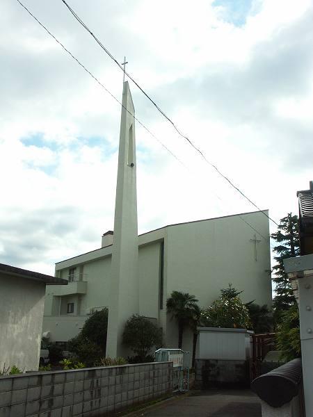 日本キリスト教団三島教会