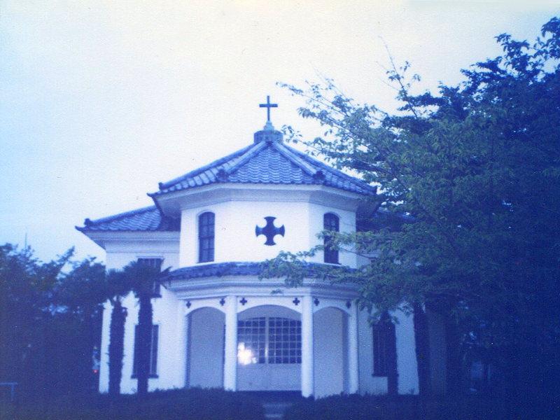 旧・石巻ハリストス正教会堂