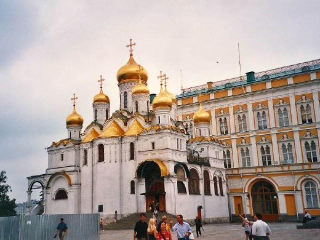 聖母受胎告知聖堂 - モスクワ