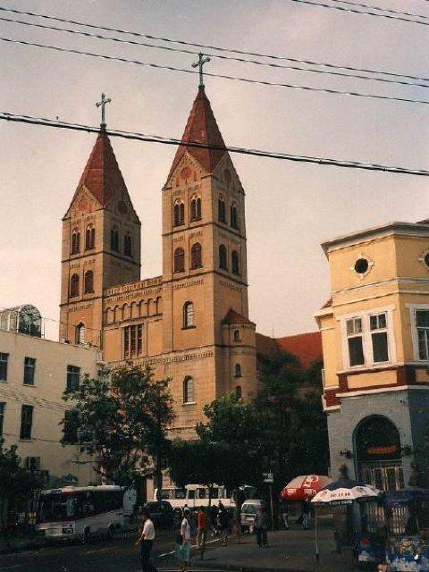 青島天主教堂