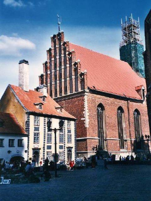 聖ヨハネ教会 - リーガ