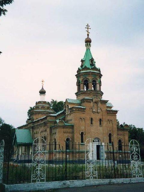アレクセーエフスカヤ大聖堂  - サマルカンド