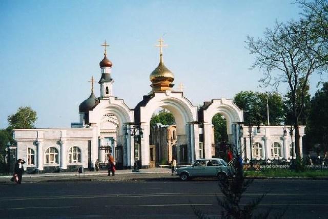 聖ウスペンスキー主教座大聖堂  - タシケント