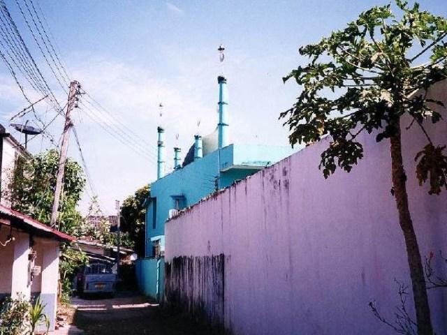 Jama Masjid - ビエンチャン
