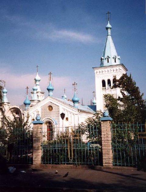 Holi-voskresenskii cathedral  - ビシュケク