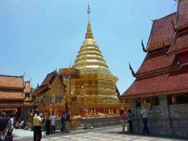 Wat Phra That Doi Suthep - チェンマイ