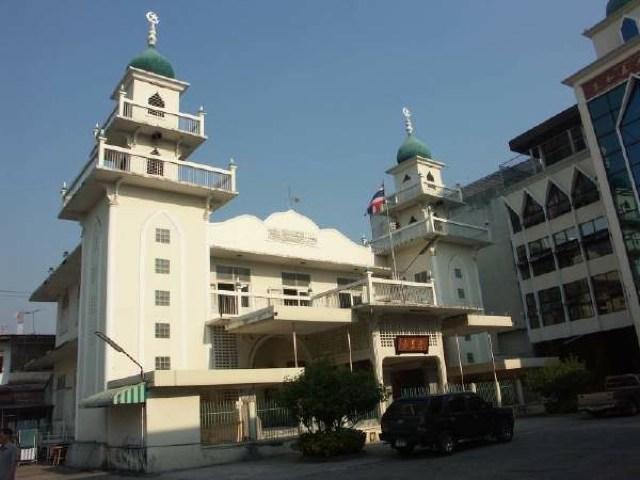 Baan Haw Mosque - チェンマイ