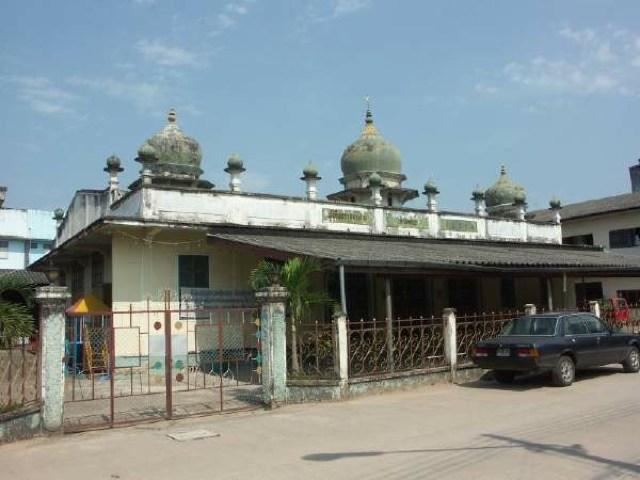 昌莱清真寺 - チェンライ