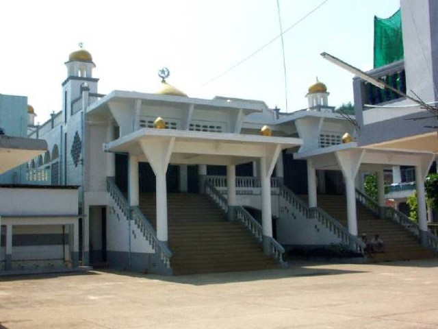 緬甸大其力清真寺 - Tachileik