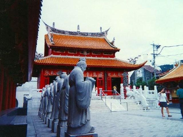 孔子廟 - 長崎