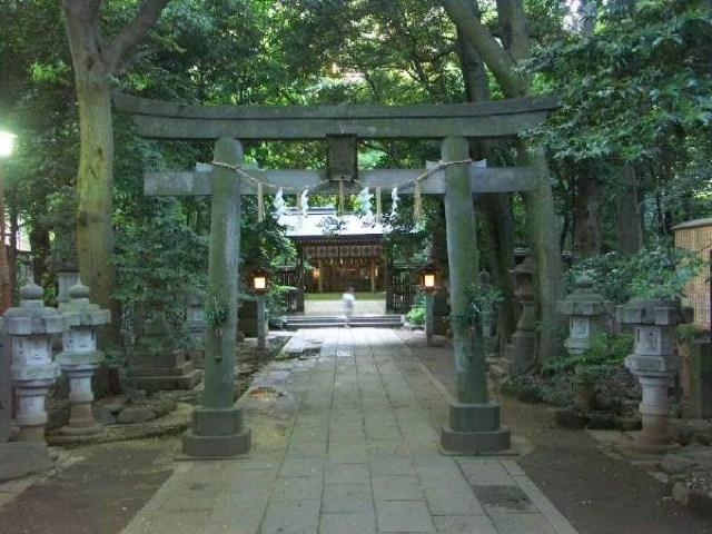 諏訪神社 - 流山