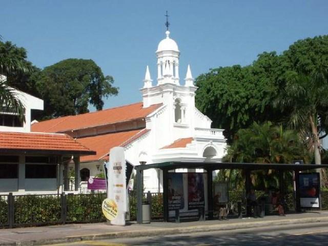 Presbyterian Church - シンガポール