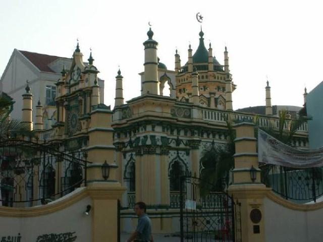 Masjid Abdul Gafoor - シンガポール