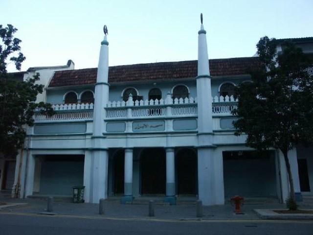 Al Abrar Mosque - シンガポール