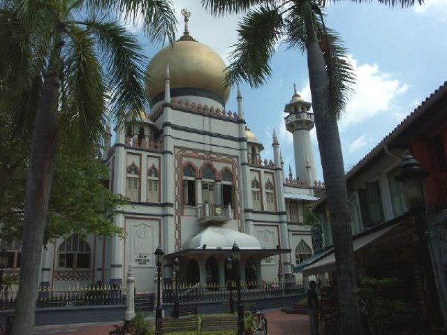 Sultan Mosque - シンガポール